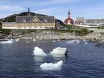 Dilanda Gelombang Panas, Es di Greenland Mencair