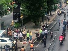 Polisi Tangkap Dua Tersangka Pelaku Bom Bangkok