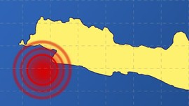 Gempa Banten Guncang Jakarta