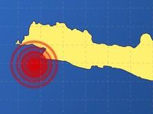 BMKG: Peringatan Tsunami Berakhir