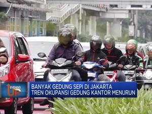 Jakarta Kota Beton Minim Penghuni