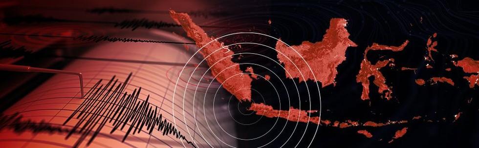 Gempa Banten Magnitudo 6,9