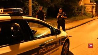 VIDEO: Polisi Buru Pelaku Penembakan Satu Keluarga di Kroasia
