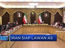 Iran Siap Lawan AS Jika Kesepakatan Nuklir Gagal