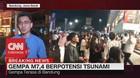 VIDEO: Guncangan Gempa Banten Terasa Hingga Bandung