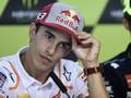 Marquez Belum Bisa Kalahkan Statistik Rossi di MotoGP