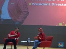 CEO Baru Indosat: Konsolidasi Tunggu Kepastian Regulasi