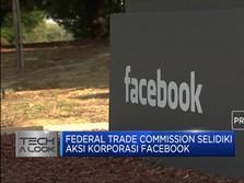 Ekspansi Facebook Dicurigai Ciptakan Persaingan Tak Sehat