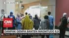VIDEO: Suasana Kepanikan Warga Saat Terjadi Gempa Banten