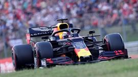 Verstappen Cetak Sejarah di F1