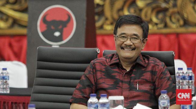 Bursa Wali Kota Surabaya, Djarot Sebut Ahok Belum Tertarik