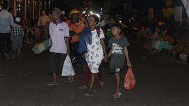 Gempa Banten: Satu Orang Meninggal, Seribu Orang Mengungsi