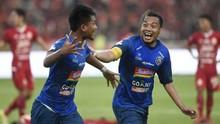 Hasil Liga 1 2019: Arema Menang atas Barito Putera 2-1