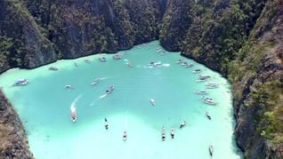5 Lokasi Menyelam Terbaik di Thailand