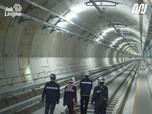 Target Operasi Akhir 2024, MRT Fase II Sudah Sampai Mana Ya?