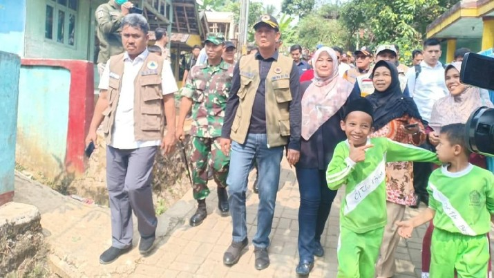 BNPB: Indonesia 'Supermarket' Bencana, Tapi Jangan Kecil Hati