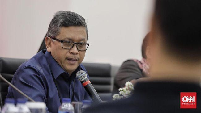PDIP Dukung Pembentukan Dua Kementerian Baru