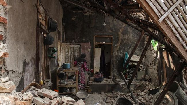 BMKG Catat 924 Gempa Bumi Sepanjang September