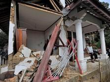 Update Gempa M 6,9 di Banten: Jumlah Korban Tewas Bertambah