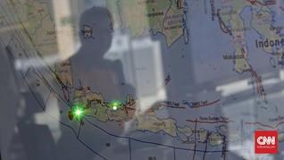 BNPB: Korban Tewas Gempa Banten Bertambah