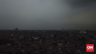 Netizen Mengeluh Listrik Padam di Jakarta dan Sekitarnya