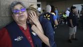 Para korban sudah dievakuasi dan mendapat perawatan di rumah sakit. (Mark Lambie/The El Paso Times via AP)