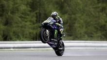 Jelang MotoGP Inggris: Menanti Rossi Naik Podium