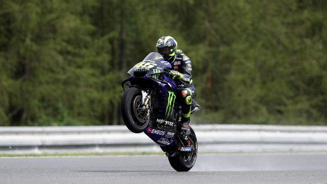 Dua Tahun Lebih Menunggu, Harapan Rossi Dikabulkan Yamaha