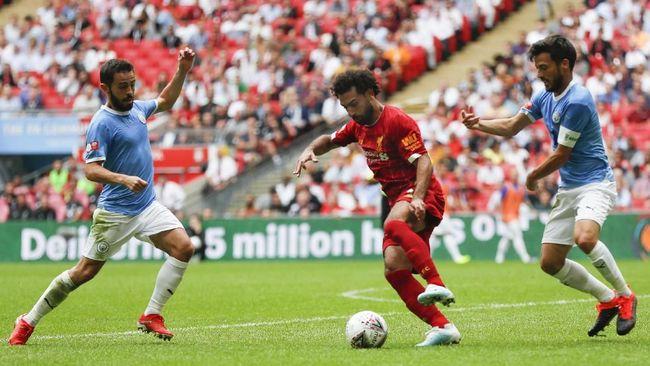 Jelang Liverpool vs Man City, Salah Tak Mau Takabur