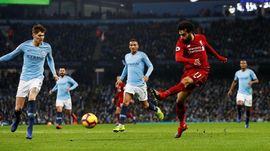 Duel Kunci Liverpool vs Man City di Community Shield