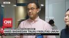 VIDEO: Listrik Padam, Anies Baswedan Tinjau Fasilitas Umum