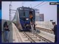 Pasokan Listrik Pulih, MRT dan KRL Kembali Beroperasi