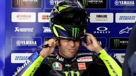 Rossi Merasa Jadi Pebalap Yamaha Paling Menderita di Aragon