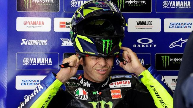 Biaggi Ungkap Kesulitan Jadi Pebalap di Usia 40 Seperti Rossi