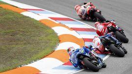 Hasil MotoGP Ceko: Marquez Menang Mudah Atas Dovizioso