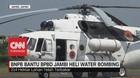 BNPB Bantu Jambi Dengan Helikopter Water Bombing