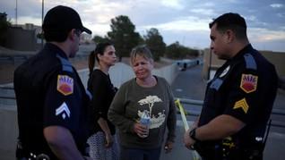 Korban Tewas Penembakan Texas Bertambah Jadi 7 Orang