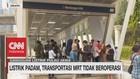 VIDEO: Listrik Padam, Transportasi MRT Tidak Berfungsi