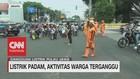 VIDEO: Listrik Padam, Lampu Lain Mati, Jalanan Semrawut