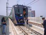 Listrik PLN Mati, MRT Rugi Rp 507 Juta Dalam Sehari