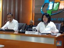 Live! Konferensi Pers BPS Soal Neraca Dagang, Ekspor, & Impor