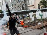 Aksi Demo, Pariwisata Hong Kong Rugi Bandar