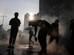 Demo Hong Kong Berlanjut, Polisi Tangkap 420 Orang