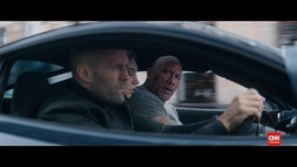 VIDEO: 5 Besar Box Office Hollywood, 'Hobbs and Shaw'