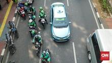 Pengusaha Taksi Protes Kehadiran Gojek di Malaysia