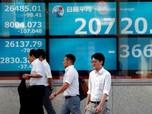 AS Terus Melunak Lawan China, Bursa Saham Asia Hijau Lagi