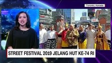VIDEO: Street Festival 2019 Jelang Hut 74 RI