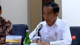 VIDEO: Jokowi Pertanyakan Respons PLN Benahi Listrik Padam