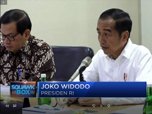 Sambangi PLN, Jokowi Marah karena Listrik Padam