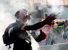 Hati-Hati ke Hong Kong, Demo Makin Panas